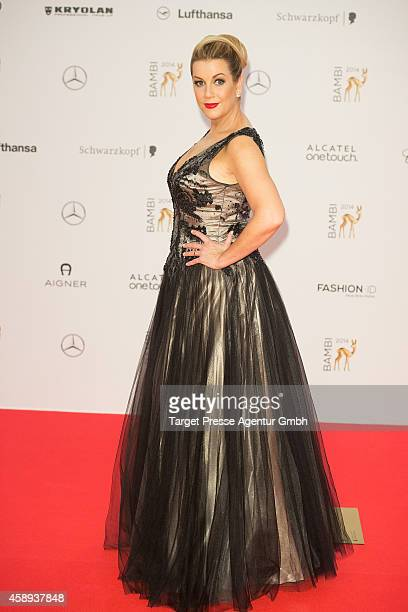 Alexa Maria Surholt attends the Bambi Awards 2014 on November 13 2014 in Berlin Germany