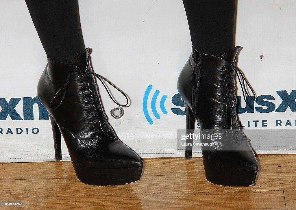 Alexa Ray Joel at SiriusXM Studios on October 14, 2013 in New York City.