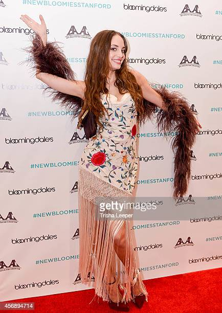 Alexa Ray Joel attends Bloomingdale's Stanford Charity Gala at Bloomingdales Stanford on October 8 2014 in Palo Alto California