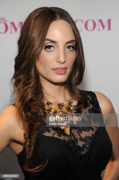 Alexa Ray Joel Partners With PromGirl to Launch #PromGirlUp Selfie Campaign at Gramercy Park Hotel on April 16 2014 in New York City