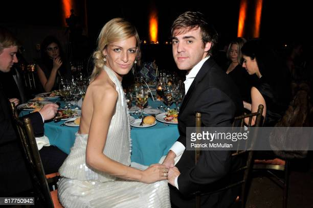 Alexa Winner and Alexander Berardi attend SOMALY MAM FOUNDATION's Hearts Hand's Gala with SUSAN SARANDON at Capitale on October 26 2010 in New York...