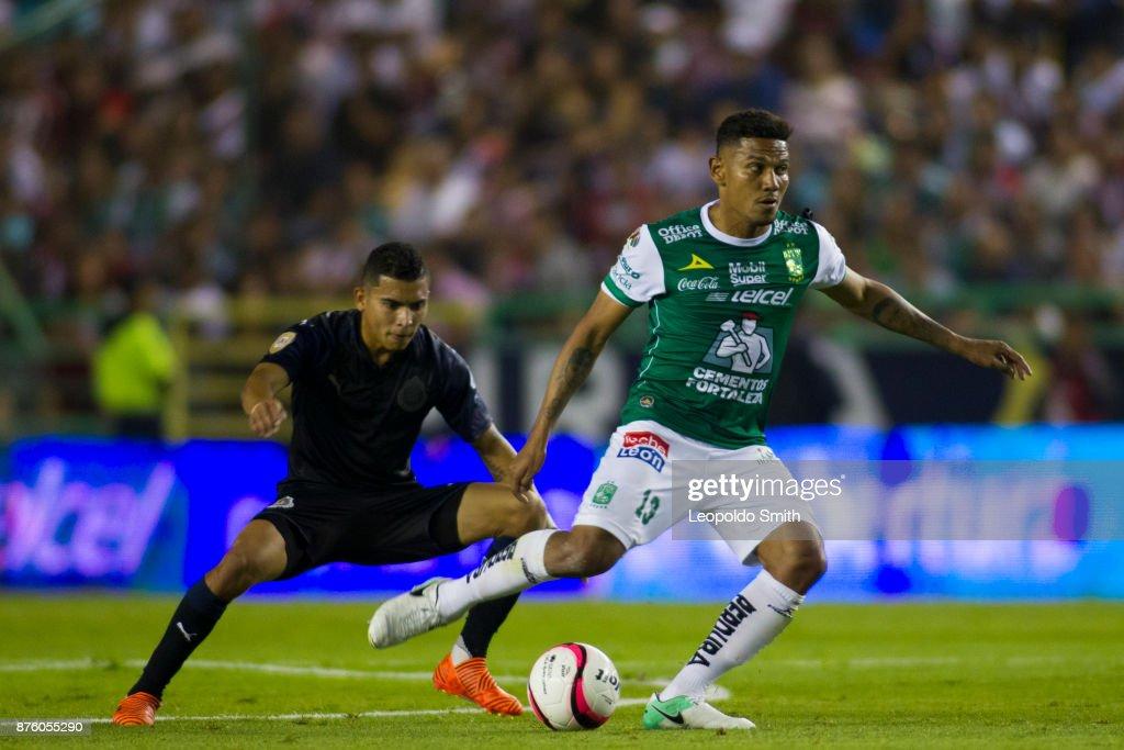Leon v Chivas - Torneo Apertura 2017 Liga MX