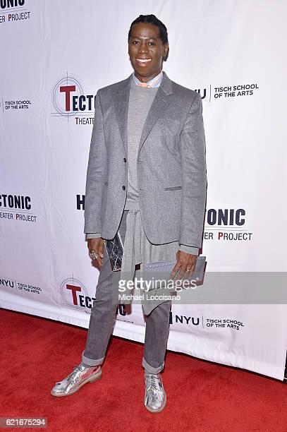J Alexander attends at Tectonic At 25 at the NYU Skirball Center on November 7 2016 in New York City