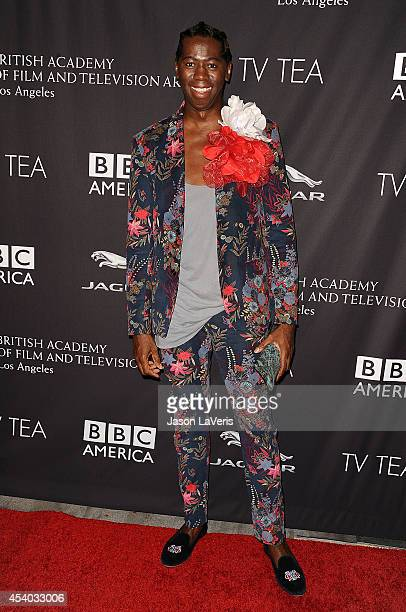 J Alexander attends the BAFTA Los Angeles TV Tea Party at SLS Hotel on August 23 2014 in Beverly Hills California