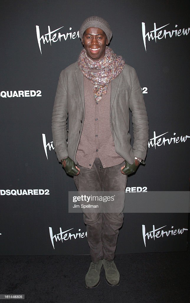 <a gi-track='captionPersonalityLinkClicked' href=/galleries/search?phrase=J.+Alexander&family=editorial&specificpeople=698504 ng-click='$event.stopPropagation()'>J. Alexander</a> attends the DSQUARED2 x Interview Party at Copacabana on February 10, 2013 in New York City.