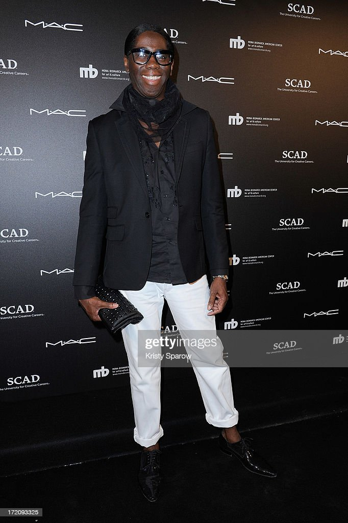<a gi-track='captionPersonalityLinkClicked' href=/galleries/search?phrase=J.+Alexander&family=editorial&specificpeople=698504 ng-click='$event.stopPropagation()'>J. Alexander</a> attends the Little Black Dress exhibition as part of Paris Fashion Week Haute-Couture F/W 2013-2014 on July 1, 2013 in Paris, France.