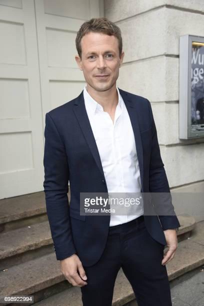 Alexander Bommes attends the Studio Hamburg Nachwuchspreis 2017 at Thalia Theater on June 20 2017 in Hamburg Germany