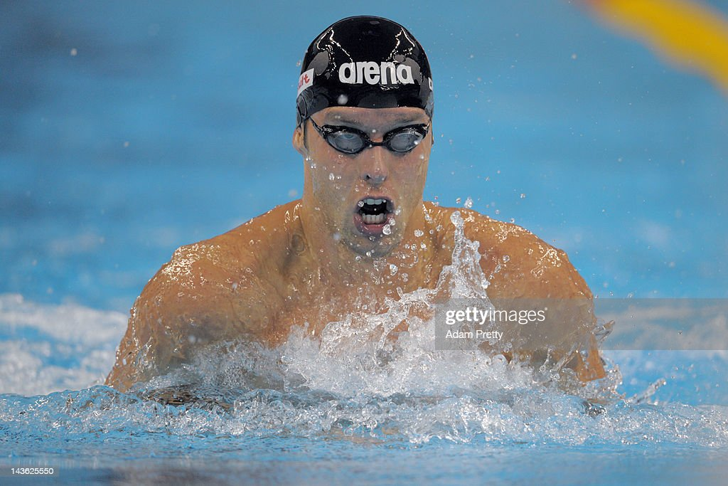 <a gi-track='captionPersonalityLinkClicked' href=/galleries/search?phrase=Alexander+Dale+Oen&family=editorial&specificpeople=2090176 ng-click='$event.stopPropagation()'>Alexander Dale Oen</a> of Norway competes in the Men's 100m Breaststroke heats during Day Nine of the 14th FINA World Championships at the Oriental Sports Center on July 24, 2011 in Shanghai, China. World Champion and Olympic silver medallist Norwegian swimmer <a gi-track='captionPersonalityLinkClicked' href=/galleries/search?phrase=Alexander+Dale+Oen&family=editorial&specificpeople=2090176 ng-click='$event.stopPropagation()'>Alexander Dale Oen</a> has died, aged 26, after suffering a cardiac arrest while training in Flagstaff, Arizona.