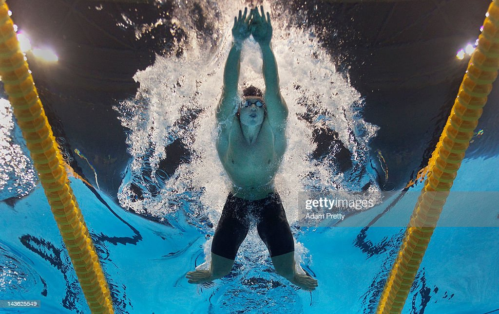 <a gi-track='captionPersonalityLinkClicked' href=/galleries/search?phrase=Alexander+Dale+Oen&family=editorial&specificpeople=2090176 ng-click='$event.stopPropagation()'>Alexander Dale Oen</a> of Norway swims during his semifinal heat of the Men's 100m Breaststroke on Day Nine of the 14th FINA World Championships at the Oriental Sports Center on July 24, 2011 in Shanghai, China. World Champion and Olympic silver medallist Norwegian swimmer <a gi-track='captionPersonalityLinkClicked' href=/galleries/search?phrase=Alexander+Dale+Oen&family=editorial&specificpeople=2090176 ng-click='$event.stopPropagation()'>Alexander Dale Oen</a> has died, aged 26, after suffering a cardiac arrest while training in Flagstaff, Arizona.