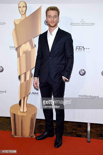 Alexander Fehling attends the nominee dinner for the German Film Award 2015 Lola at on May 30 2015 in Berlin Germany