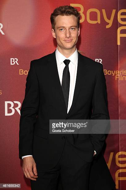 Alexander Fehling during the Bavarian Film Award 2015 on January 16 2015 in Munich Germany