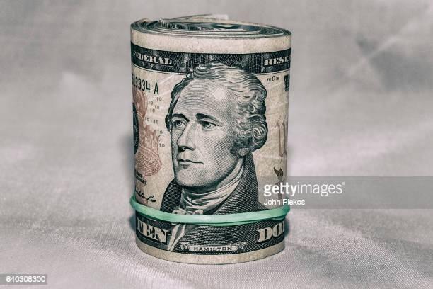 Alexander Hamilton Bankroll