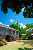 Alexander Hamilton birthplace, Nevis