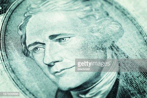 Alexander Hamilton : Foto stock