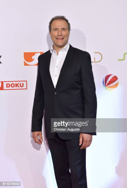 Alexander Hold attends the program presentation of the television channel ProSiebenSat1 on July 13 2017 in Hamburg Germany