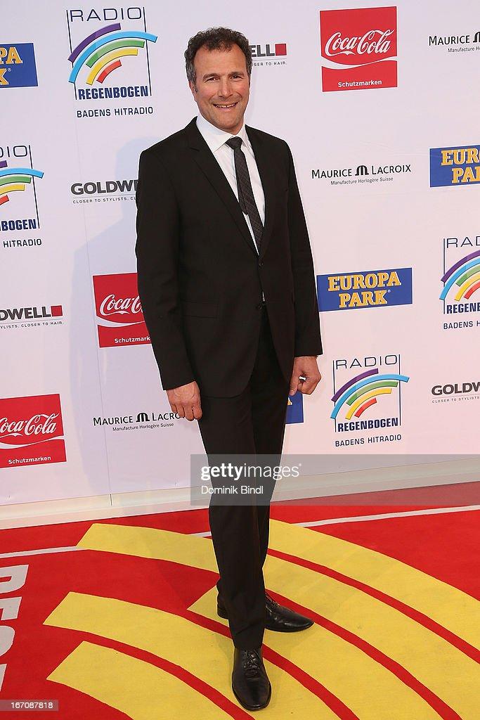 Alexander Hold attends the Radio Regenbogen Award 2013 at Europapark on April 19, 2013 in Rust, Germany.