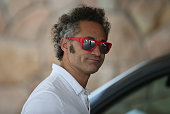 Alexander Karp chief executive officer and cofounder of Palantir Technologies Inc attends the Allen Company Sun Valley Conference on July 7 2015 in...