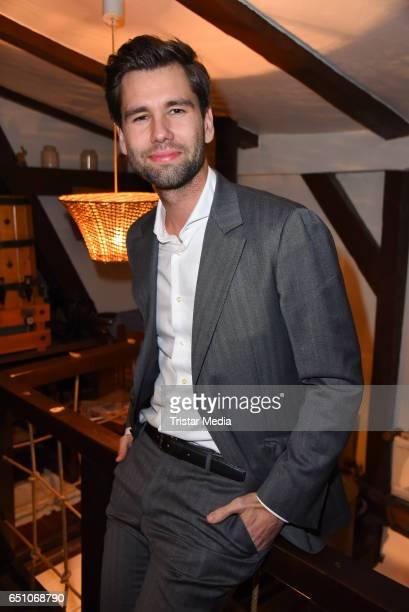 Alexander Keen attends the SonnenklarTV insider party on March 9 2017 in Berlin Germany