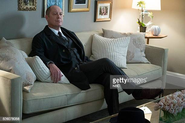 THE BLACKLIST 'Alexander Kirk' Episode 322 Pictured James Spader as Raymond 'Red' Reddington