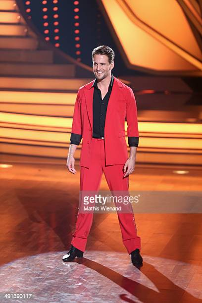 Alexander Klaws attends the 7th 'Lets Dance' Show on May 16 2014 in Cologne Germany
