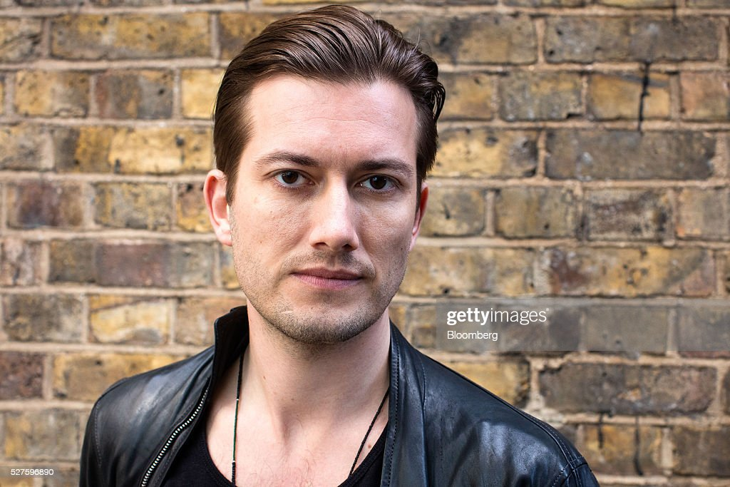 Alexander Ljung, co-founder and chief executive officer of SoundCloud Ltd., poses for a photograph in London, U.K., on Tuesday, May 3, 2016. SoundCloud, the music streaming company that rose to prominence by allowing users to upload their own songs and mixes, will begin offering its paid-for SoundCloud Go subscription service in the U.K. and Ireland Tuesday, while introducing ads for its free streaming customers. Photographer: Simon Dawson/Bloomberg via Getty Images
