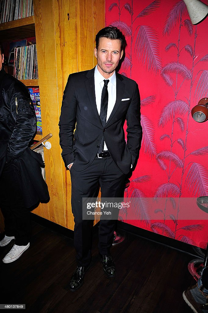 Alexander Lundqvist attends 2nd Supermodel Saturday at No.8 on March 22, 2014 in New York City.