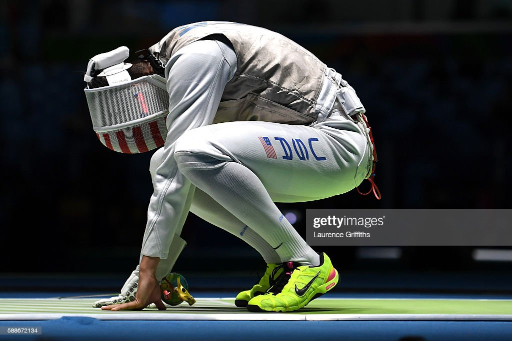 Fencing - Olympics: Day 7