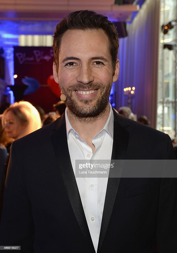 Alexander Mazza attends the Blaue Blume Awards during 64th Berlinale International Film Festival on February 14, 2014 in Berlin, Germany.