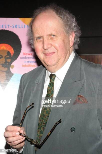 Alexander McCall attends HBO Presents A Screening Of 'The No 1 Ladies' Detective Agency' at Time Warner Center on March 18 2009 in New York
