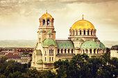 Alexander Nevski cathedral Bulgaria