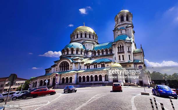Alexander Nevsky Cathedral- Sofia, Bulgaria