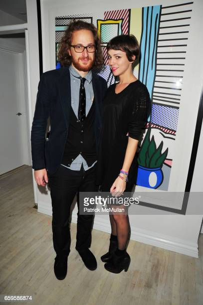Alexander Olch and Jennifer Murray attend HBO Premiere of Alexander Olch's THE WINDMILL MOVIE at Private Residence on October 28 2009 in New York