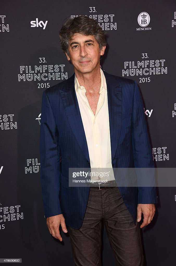 <a gi-track='captionPersonalityLinkClicked' href=/galleries/search?phrase=Alexander+Payne&family=editorial&specificpeople=202578 ng-click='$event.stopPropagation()'>Alexander Payne</a> attends the Opening Night of the Munich Film Festival 2015 at Mathaeser Filmpalast on June 25, 2015 in Munich, Germany.