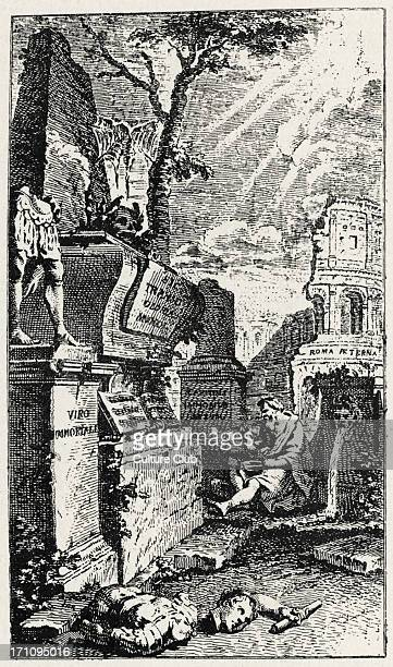 alexander pope poet stock photos and pictures getty images alexander pope illustration title page essay on man 21 1688