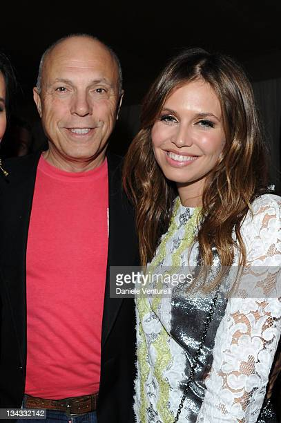 Alexander Radkin Zhukov and Dasha Zhukova attend the 'Carter Cleveland Wendi Murdoch And Dasha Zhukova Host Party' at Soho Beach House on November 30...