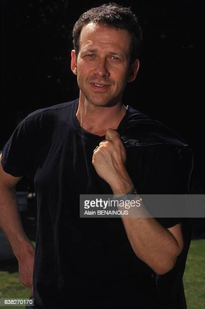 Alexander Rockwell acteur et réalisateur le 5 juillet 1998 à Paris France
