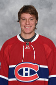 Alexander Semin of the Montreal Canadiens poses for his official headshot for the 20152016 season on September 17 2015 at the Bell Sports Complex in...