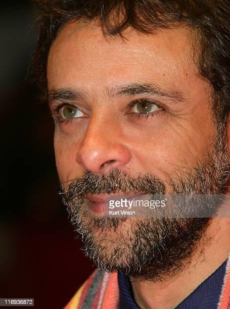 Alexander Siddig during 56th Berlinale International Film Festival 'Syriana' Premiere at Berlin Palast Berlinale in Berlin Germany