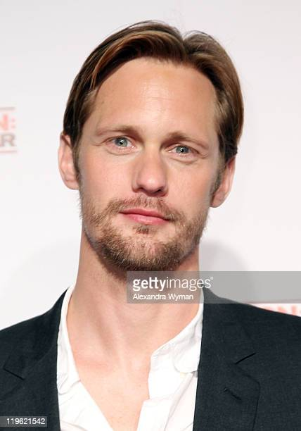 Alexander Skarsgard arrives at the Camp Playboy party at ComicCon with Sony Pictures' 'Bucky Larson Born To Be A Star' and KRU Vodka on July 22 2011...