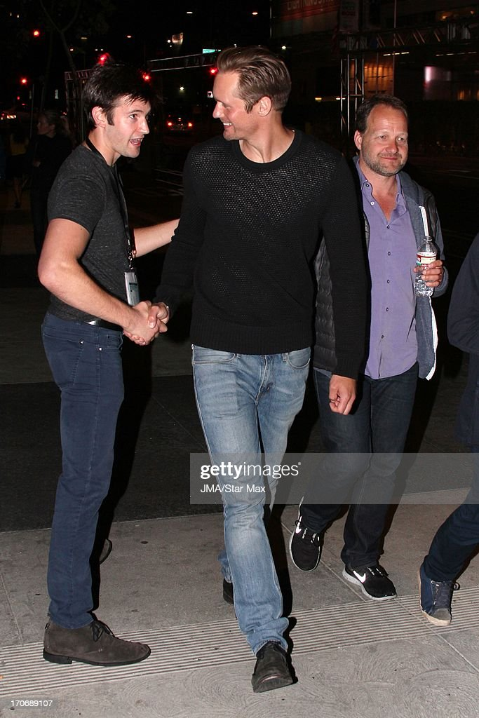 <a gi-track='captionPersonalityLinkClicked' href=/galleries/search?phrase=Alexander+Skarsgard&family=editorial&specificpeople=2483508 ng-click='$event.stopPropagation()'>Alexander Skarsgard</a> as seen on June 15, 2013 in Los Angeles, California.