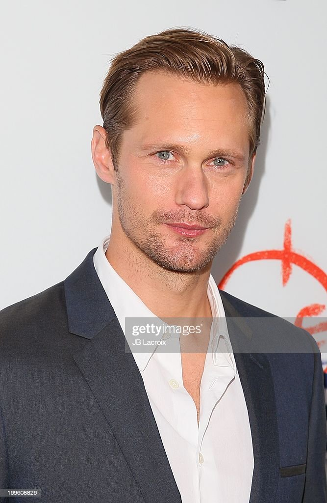 Alexander Skarsgard attends 'The East' Los Angeles Premiere held at ArcLight Hollywood on May 28, 2013 in Hollywood, California.