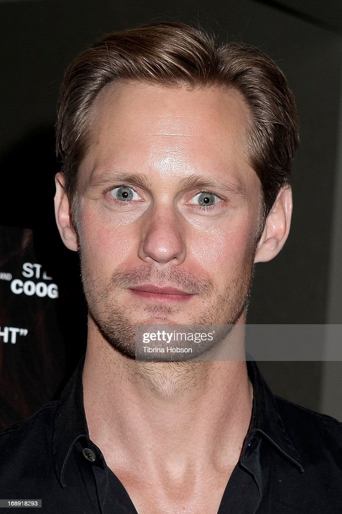 Alexander Skarsgard attends the LA Times Indie Focus screening of 'What Masie Knew' at Laemmle Theater on May 16, 2013 in North Hollywood, California.