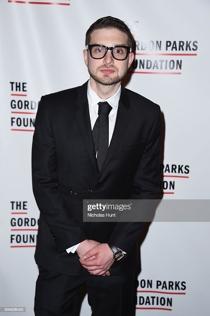 Alexander Soros attends the 2016 Gordon Parks Foundation awards dinner at Cipriani 42nd Street on May 24, 2016 in New York City.
