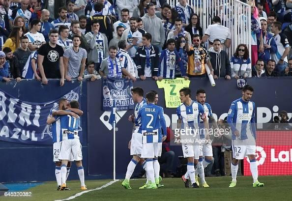 Leganes vs Deportivo La Coruna : La Liga : News Photo