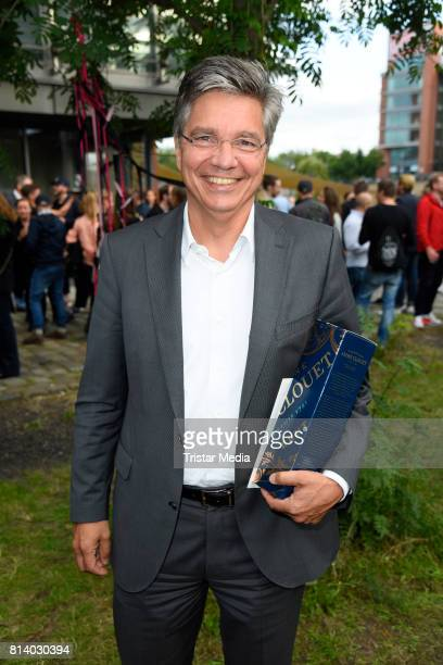 Alexander Thies attends the 70th anniversary party of Budde Music on July 13 2017 in Berlin Germany