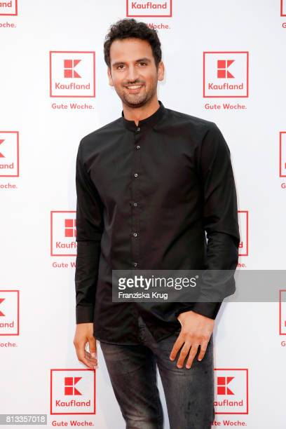 Alexander Wahi attends the Kaufland Hosts VIP BBQ at OberhafenKantine on July 12 2017 in Berlin Germany