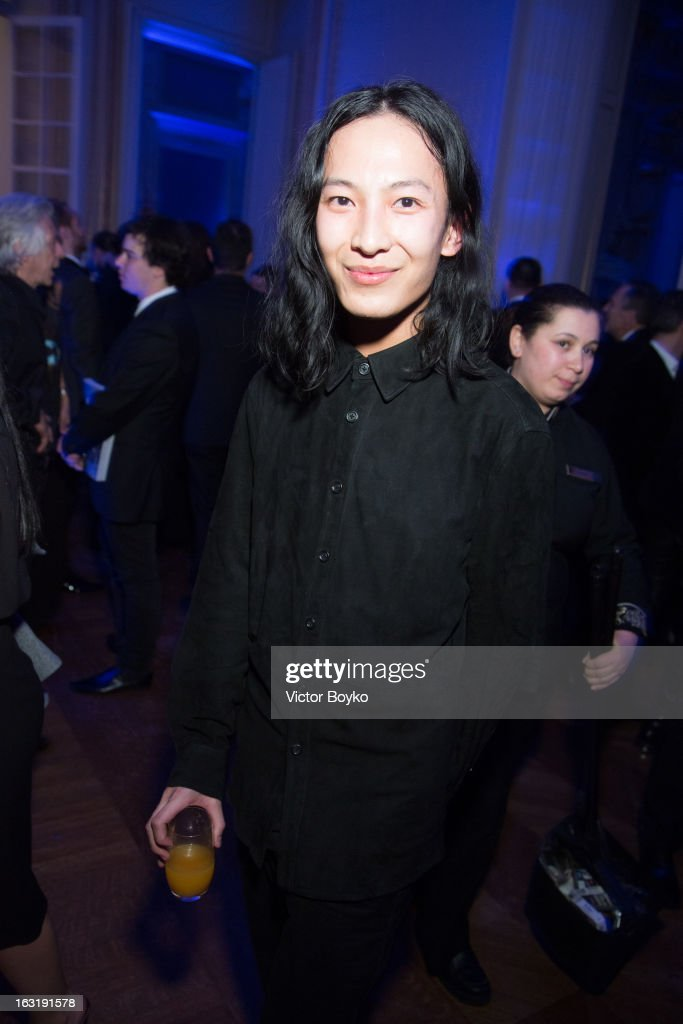 Alexander Wang attends 'CR Fashion Book Issue 2' - Carine Roitfeld Cocktail as part of Paris Fashion Week at Hotel Shangri-La on March 5, 2013 in Paris, France.