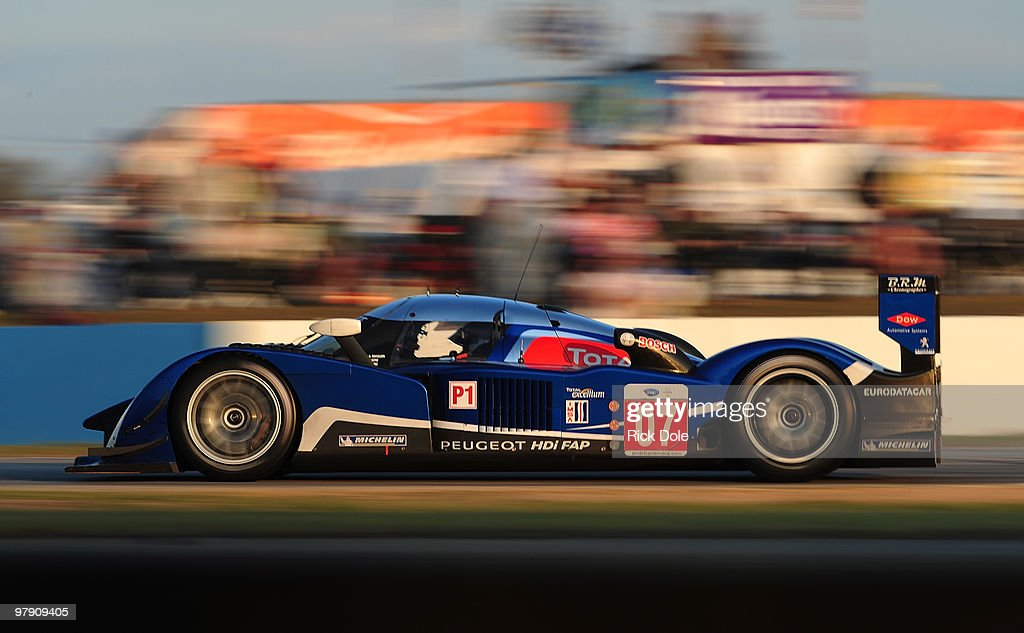 <a gi-track='captionPersonalityLinkClicked' href=/galleries/search?phrase=Alexander+Wurz&family=editorial&specificpeople=213756 ng-click='$event.stopPropagation()'>Alexander Wurz</a>, <a gi-track='captionPersonalityLinkClicked' href=/galleries/search?phrase=Anthony+Davidson&family=editorial&specificpeople=211538 ng-click='$event.stopPropagation()'>Anthony Davidson</a>, and <a gi-track='captionPersonalityLinkClicked' href=/galleries/search?phrase=Marc+Gene&family=editorial&specificpeople=217824 ng-click='$event.stopPropagation()'>Marc Gene</a> drive the # 07 Team Peugeot Total Peugeot 908 to victory in the ALMS 12 Hours of Sebring at Sebring International Raceway March 20, 2010 in Sebring, Florida.