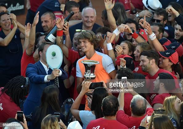 The Internazionali BNL d'Italia 2017 - Day Eight : News Photo