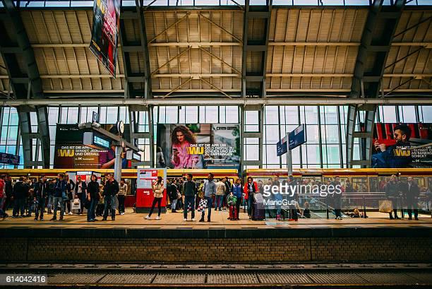 Alexanderplatz train station